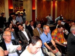 Equipe armenienne a Paris